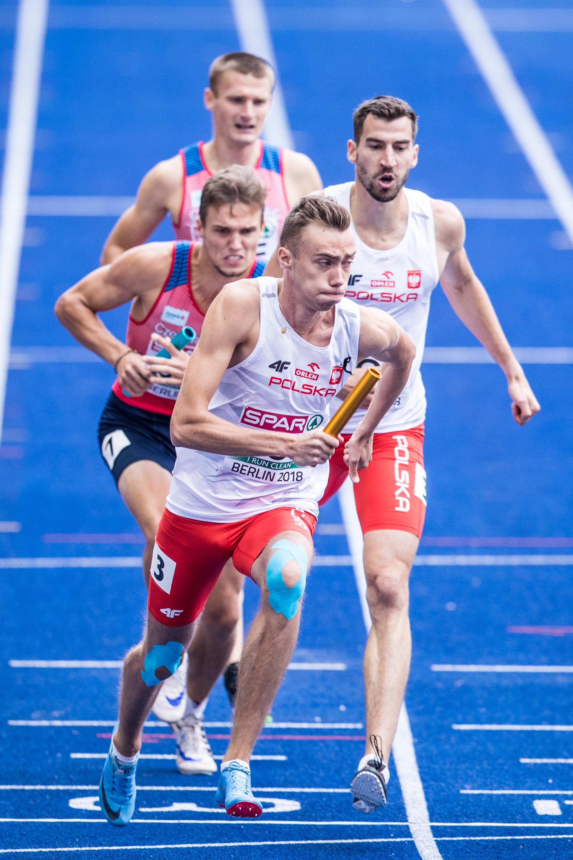 Lekkoatletyczne Mistrzostwa Europy Berlin 2018